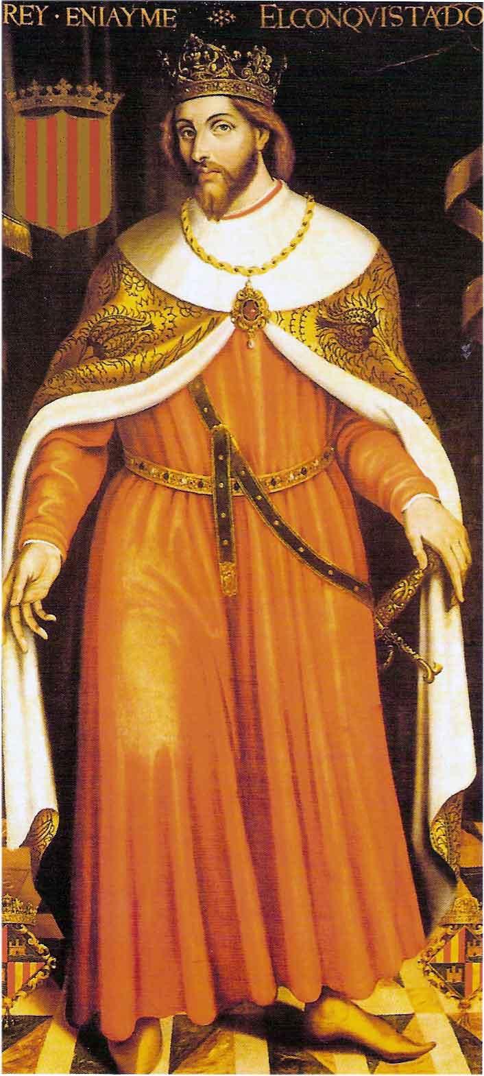 Jaime I El Conquistador
